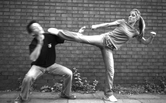 Womens Self Defense Classes at Australian Shukokai