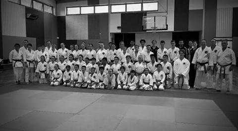 Shukokai Karate Students Dandenong