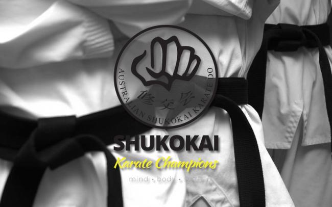 Shukokai Karae Champions